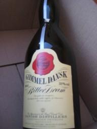 Here's the evil stuff - Gammel Dansk