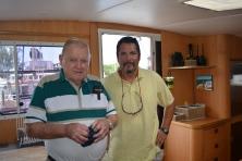 Uncle Bob & Pete; Fort Lauderdale, FL; April 2015