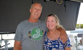 Ryan & Kimberly, SV Sophia, Hope Town, Abacos Bahamas Nov 2015
