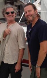Robert & Lloyd, Fort Lauderdale, May 2015