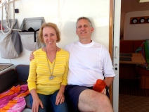 Pam and Jeff, Marina del Rey, CA July 2013