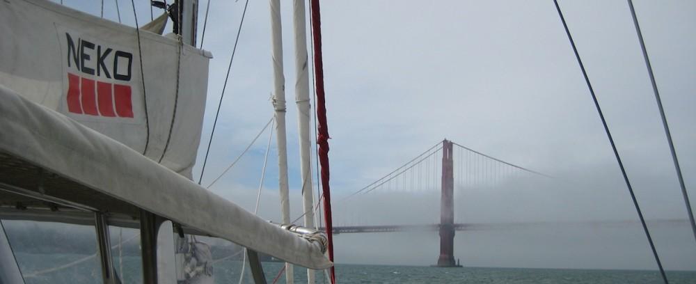 Sailing on Neko
