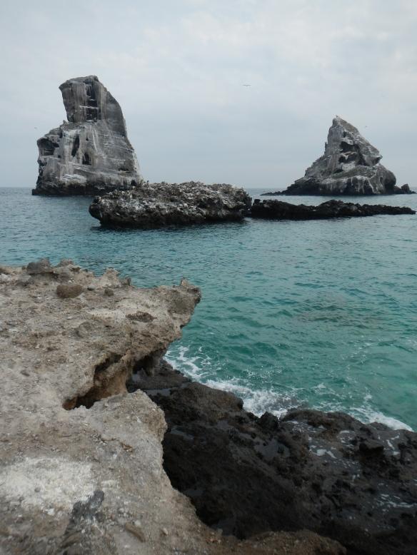 Las Monas, Isla Isabel