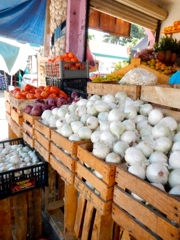 Market in San Blas
