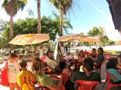 Heavy Metal, Ayla May, Cat2Fold crews in San Blas, Mexico