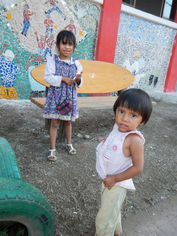 Chicas in Sayulita