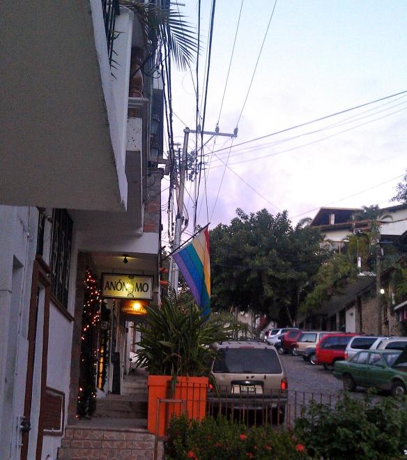 Streets of Puerto Vallarta