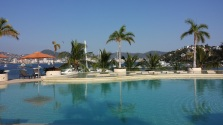 Pool at Acapulco Marina
