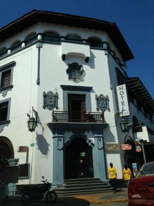 Manzanillo hotel
