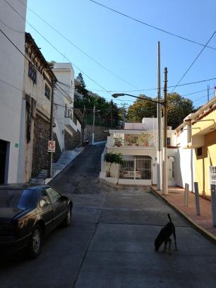 Manzanillo side street