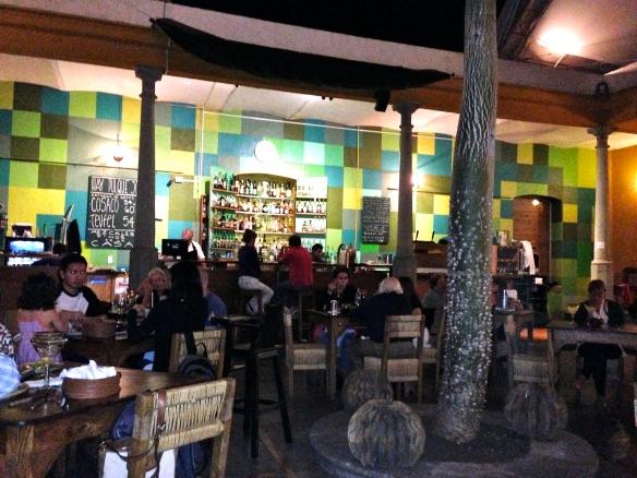 La Biznaga restaurant