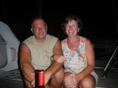 Ken and Julie from S/V Kia Ora Ensenada Carrizal, January 2014