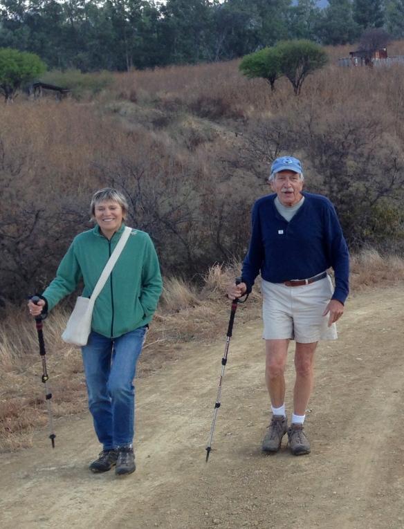 Judy & Tom