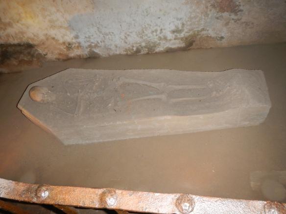 Catacombs under