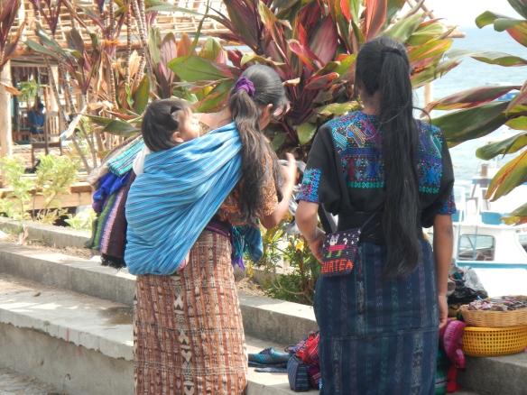 Indigenous ladies of Guatemala
