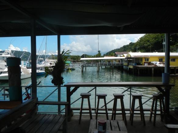 Land Sea deck