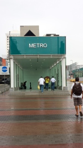 Open just two months, Panama's new Metro was terrific way to get around town.