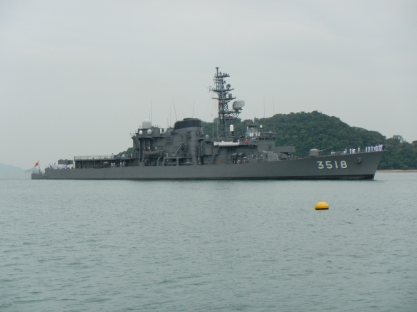 Japanese Navy Ship
