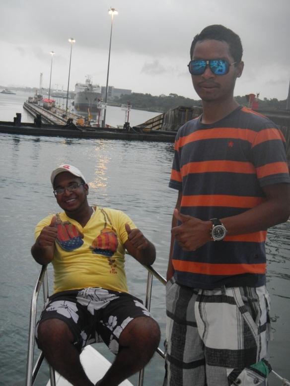 Raymond & Marcos