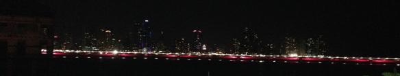 Lights of Panama City