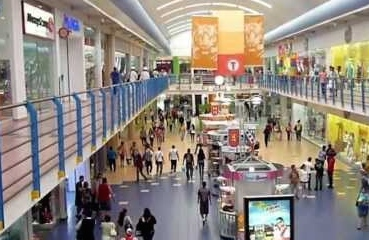 Wall to wall malls