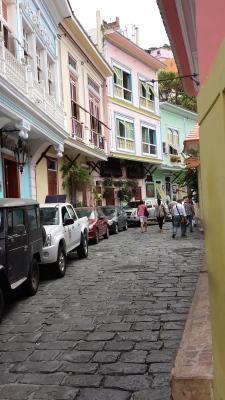 Las Peñas neighborhood