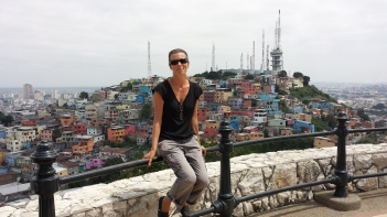 Mary Guayaquil overlook