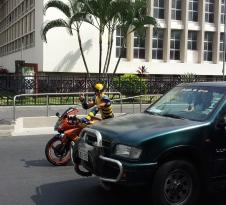 Ecuadorian Super Hero
