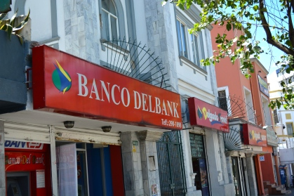My favorite bank of the bank!!!