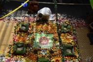 Hare Kishna ceremony