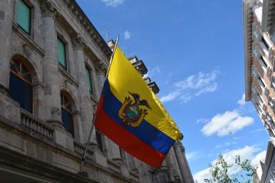 Ecuadorian Flag