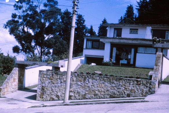 Grandparents house in 1960