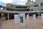 Gabriel Garcia Marquez has a huge presence in Bogotá