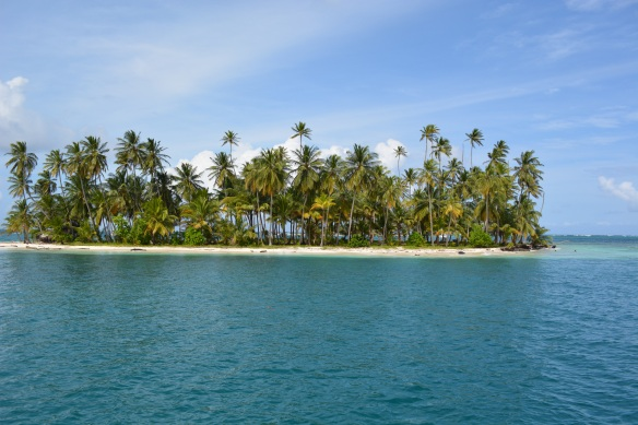 Guarladup in Coco Bandero Cays is not