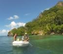 dinghy snorkel trip
