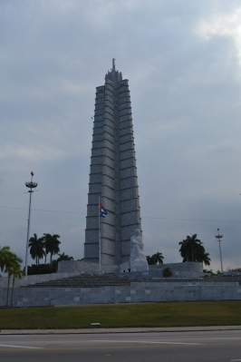 Revolution Square in Havana
