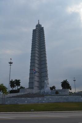 Revolution Square in Havana