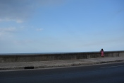Havana's famous Malecon