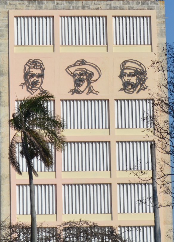 Cienfuegos, Fidel and Che