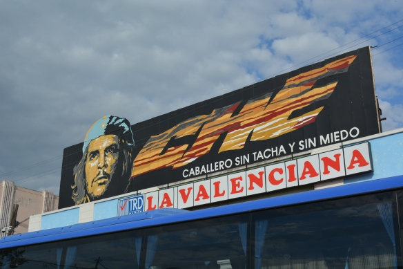 Che billboard