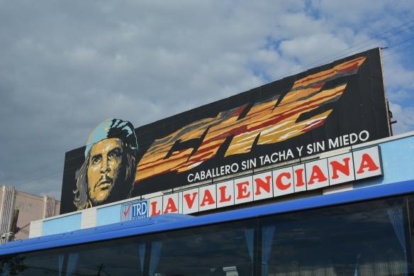 Che billboard