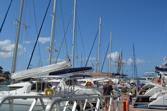 Charter boats for foreign visitors