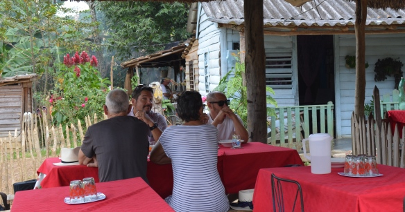 countryside restaurant