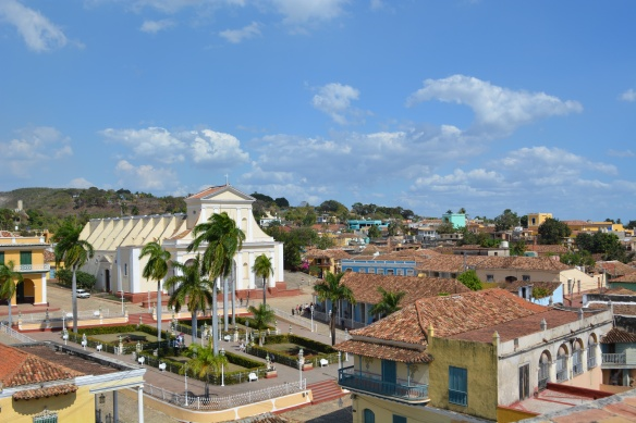 Rooftops of Trinidad