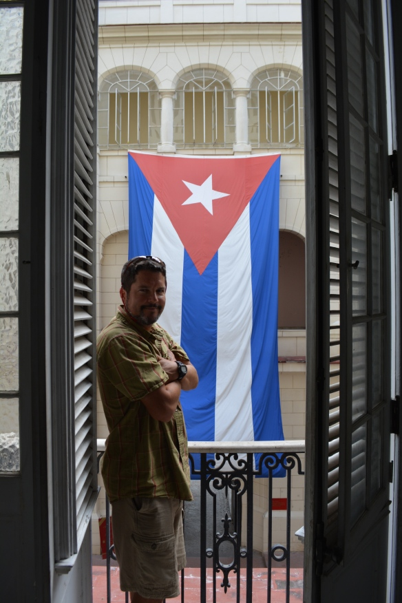 Peter Cuban flag