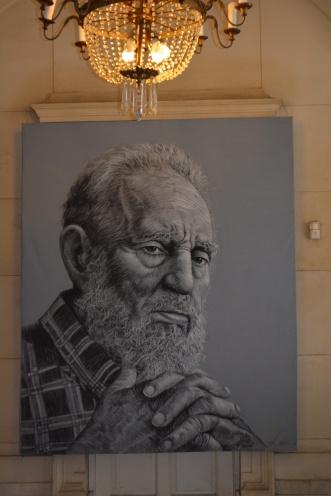 Fidel Portrait