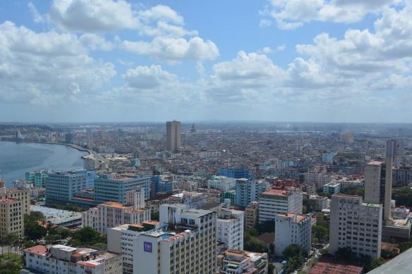 aerial Havana