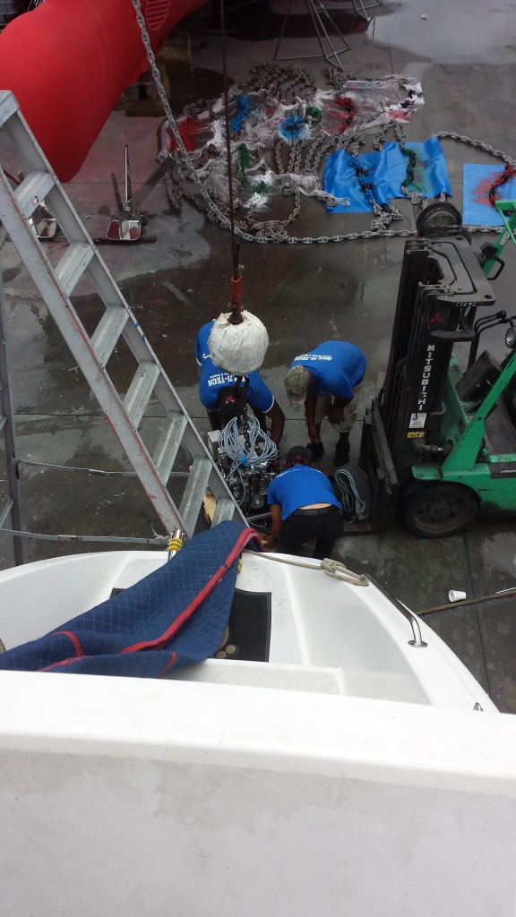 Prepping New Generator
