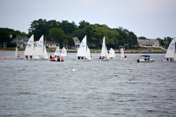 OYC sailing lessons