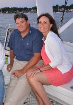 John & Martha; Orient, NY July 2015